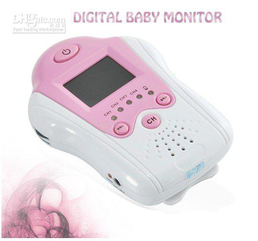 Free Shipping!!2.4GHz TFT Baby Monitor Digital Wireless IR Camera Cam Night Vision Video Audio